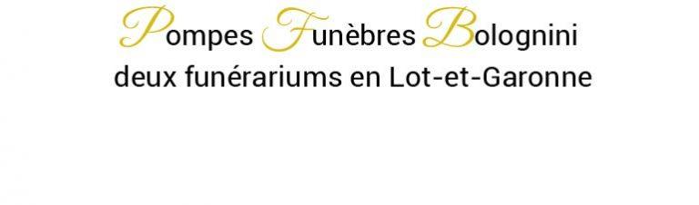 Funérarium Lot et Garonne